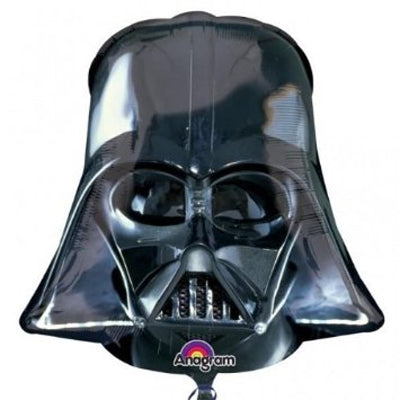 Foil Shape Disney Star Wars Darth Vader Helmet P38