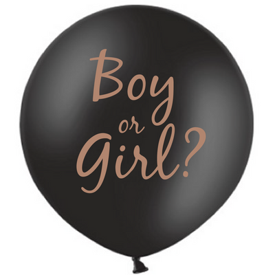 Giant Gender Reveal Balloon