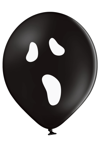 Latex Preprinted Ghost Balloons | 12""
