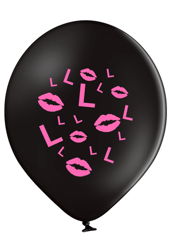 Latex Preprinted Hen Night Balloons | 10""