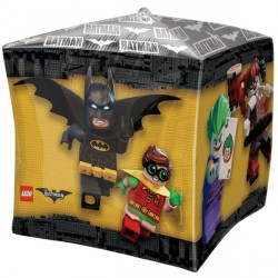 Click & Collect Cubez Lego Batman Balloon | 15""