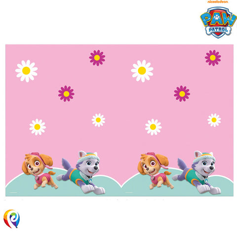Paw Patrol Skye & Everest Tablecover