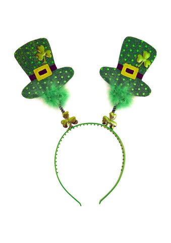 St Patrick's Day Boppers