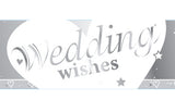 Wedding Foil Banner | 9ft