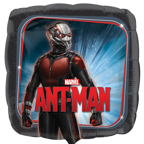 Foil Square Marvel Ant-Man Balloon | 18""