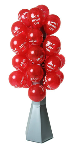 Tall Balloon Display Stand (Cup & Stick Tree)