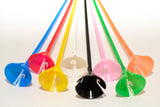 One-piece Balloon Sticks | Pink