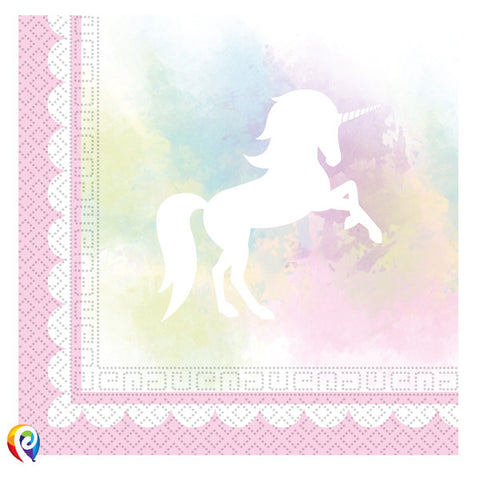 Believe in Unicorns Napkins | Pack of 20
