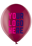 "12"" Printed Latex Balloons ( 2 Colours 