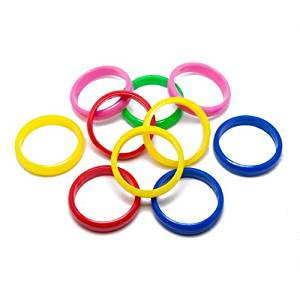 Coloured Bangle Weights | 20g