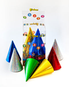 Party Hats Glitzy