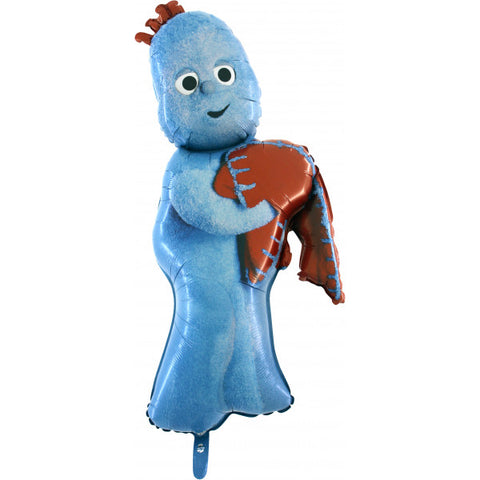 Foil Shape Iggle PIggle In The Night Garden Balloon | 42""