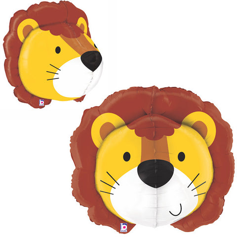 Lion Foil Dimensional Shape Balloon | 30""