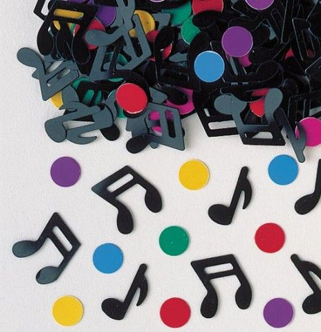 Music Notes Confetti
