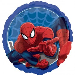 Foil Round Spiderman S60 | 18 ""
