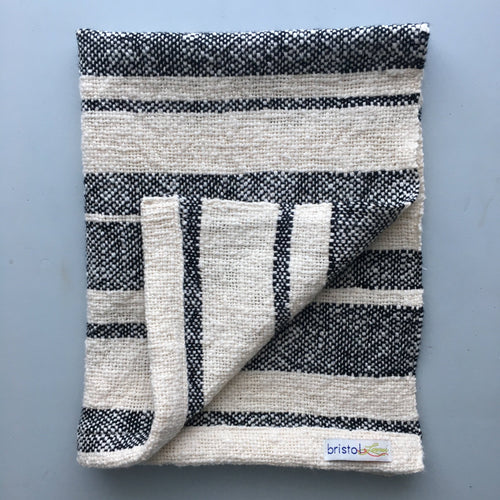 Black and White Dish Towel