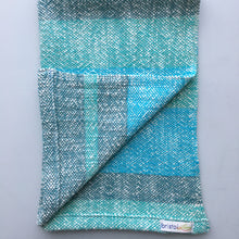 Cotton Dish Towel • Three Blues