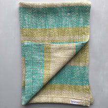 striped dish towels