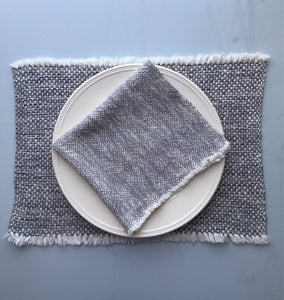 Cotton Napkins SET of TWO Dinner Napkins