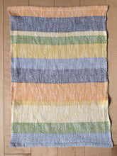 Striped Dish Towel Woven Towel Cotton