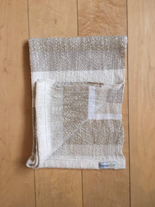 Striped Towel Woven Dish Towel Cotton