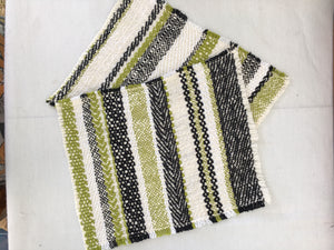 Napkins Handwoven Cotton Napkins Set of 4