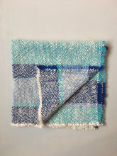 Blue Striped Dinner Napkin