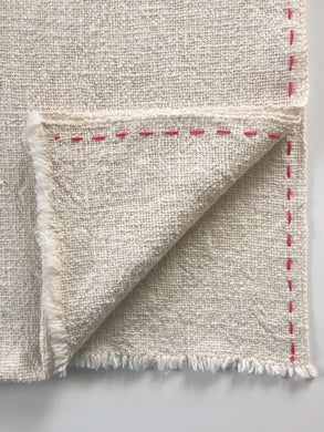 Long Cotton Table Runner Handwoven