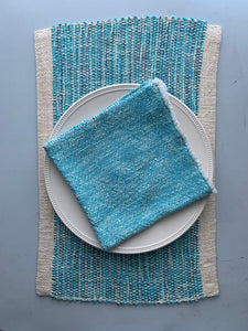 SET of FOUR Dinner Napkins