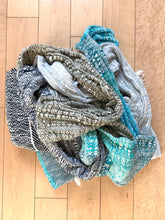 Light Gray Boho Scarf