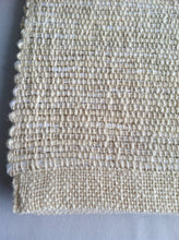 Six Woven Placemat White Sand Set of 6