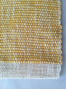 Sunshine Yellow Cotton Placemat