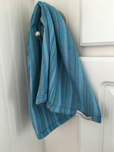 Cotton Dish Towel (light blue)