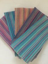 Orange Stripe Dish Towel
