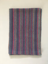 Purple Stripe Dish Towel