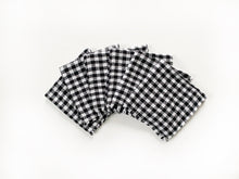 Black & White Gingham