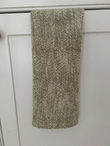 Green Dish Towel