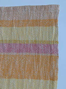 Cotton Dish Towel • Handwoven • Spring 2020