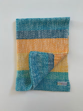 Cotton Dish Towel • Sunset