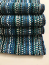 Cotton Dish Towel • Handwoven • Azorean Teal