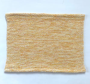 Basket Placemat -Sunshine Yellow