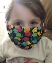 Children's Cotton Face Mask (more colors available)