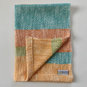 Striped Cotton Dish Towel