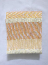 Yellow Cotton Baby Blanket