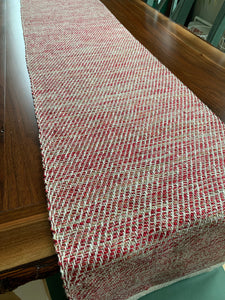 Cotton Hand Woven Table Runner