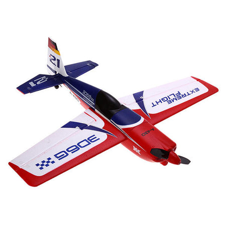 XK A430 2.4G 5CH 3D6G System Brushless RC Airplane Compatible Futaba RTF - Mode 1 - Drinkay