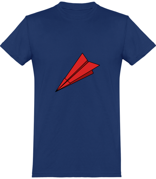 Tee Shirt Avion en papier - Drinkay