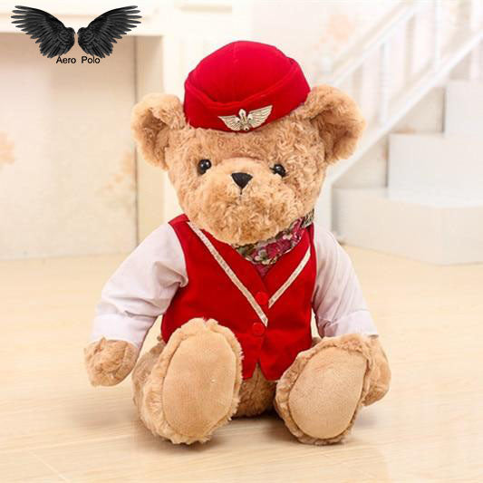 Teddy Bear Pilot