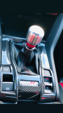 Revel carbon 10th gen shifter panel cover
