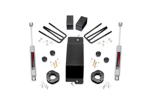 3.5in 07-16 1500 PU 4WD GMC/CHEVY Suspension Lift Kit